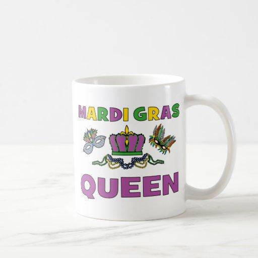 Reina del carnaval taza