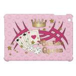 Reina del casino iPad mini cárcasas