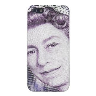 Reina del caso de Inglaterra Iphone 4 iPhone 5 Cárcasas