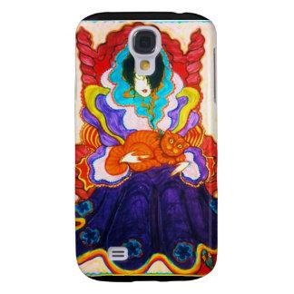Reina del castillo - caso del iPhone Funda Samsung S4