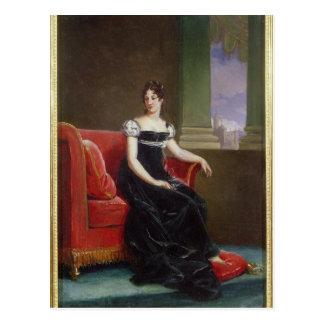 Reina del Clary de Desiree de Suecia Tarjeta Postal