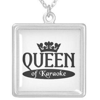 Reina del collar del Karaoke