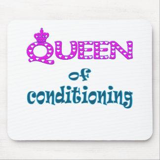 Reina del condicionamiento mousepads