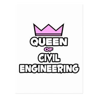 Reina del genio civil postal