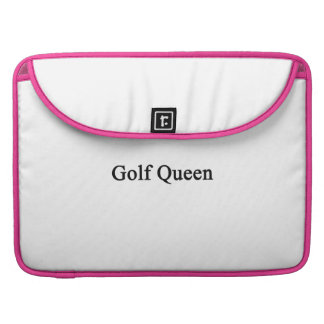 Reina del golf fundas macbook pro