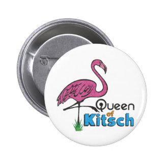 Reina del kitsch pins