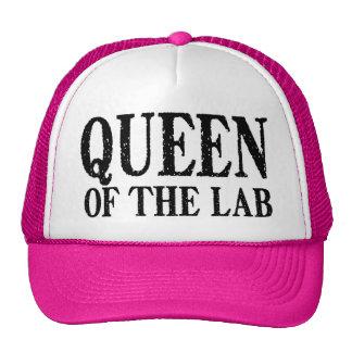 Reina del laboratorio - gorra