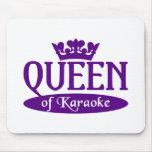 Reina del mousepad del Karaoke
