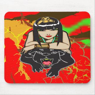 Reina del Nilo Alfombrilla De Raton