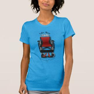Reina del rodillo camiseta