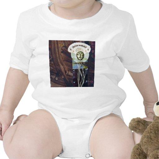 Reina del solsticio - collage trajes de bebé