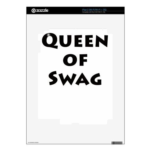Reina del Swag Skins Para iPad 2