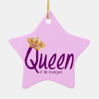 Reina del Trailerpark Ornamentos Para Reyes Magos