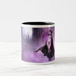 Reina del vampiro de Azmodeus, taza