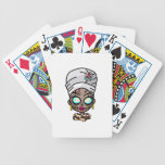 Reina del vudú baraja cartas de poker