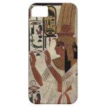 Reina egipcia antigua [Nefertari] iPhone 5 Protectores