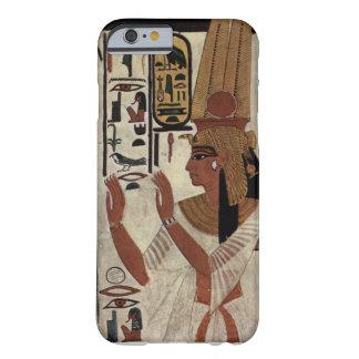 Reina egipcia antigua [Nefertari] Funda Barely There iPhone 6