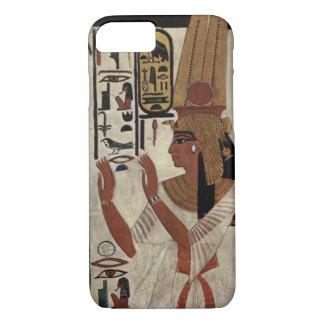 Reina egipcia antigua [Nefertari] Funda iPhone 7