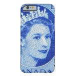 Reina Elizabeth Canadá del vintage