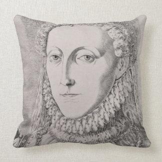 Reina Elizabeth I (1533-1603), c.1572-75 (engravin Cojín