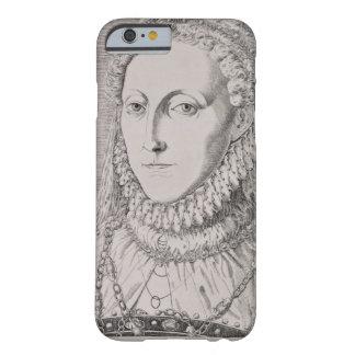 Reina Elizabeth I (1533-1603), c.1572-75 (engravin Funda De iPhone 6 Barely There