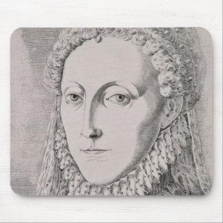 Reina Elizabeth I (1533-1603), c.1572-75 (engravin Tapetes De Raton