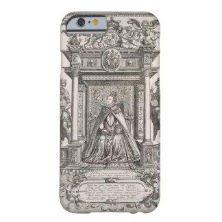 Reina Elizabeth I (1533-1603) como patrón de Funda Para iPhone 6 Barely There