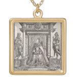 Reina Elizabeth I (1533-1603) como patrón de Geogr Pendientes