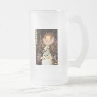 Reina Elizabeth I - Borzoi Taza De Cristal