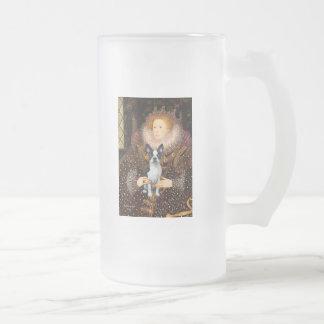 Reina Elizabeth I - Boston T #1 Taza De Cristal