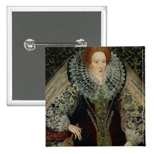 Reina Elizabeth I, c.1585-90 Pins
