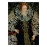 Reina Elizabeth I, c.1585-90 Tarjeton