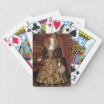 Reina Elizabeth I de Inglaterra Cartas De Juego