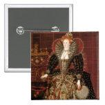 Reina Elizabeth I de Inglaterra Pins