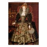 Reina Elizabeth I de Inglaterra Tarjeta