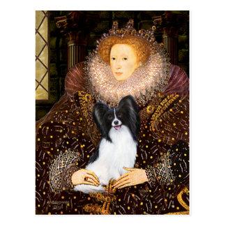 Reina Elizabeth I - Papillon 1 Tarjetas Postales