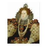Reina Elizabeth I Postal