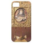 Reina Elizabeth I que toca el laúd (el incluir min iPhone 5 Case-Mate Cárcasas