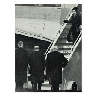 Reina Elizabeth II de la llegada como reina Postales