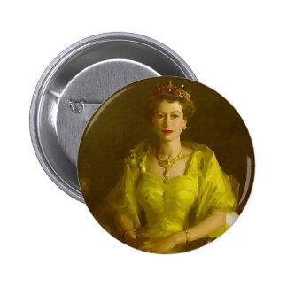 Reina Elizabeth II Pins