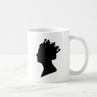 Reina Elizabeth II Taza De Café