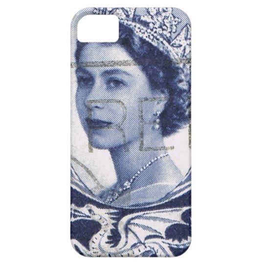 Reina Elizabeth Reino Unido Gran Bretaña del Funda Para iPhone SE/5/5s