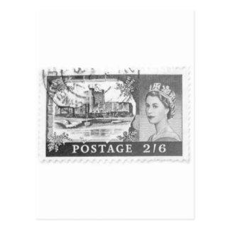 Reina Elizabeth Tarjeta Postal
