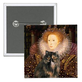Reina - gato de calicó persa pin