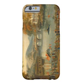 Reina Henrietta Maria con sir Jeffrey el Hudson, Funda Para iPhone 6 Barely There