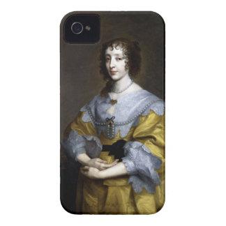 Reina Henrietta Maria iPhone 4 Case-Mate Coberturas