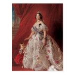 Reina Isabel II de España Postales