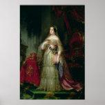 Reina Isabel II de España Posters