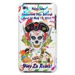 Reina Lafitte del pirata todas las indirectas de l iPod Touch Protectores