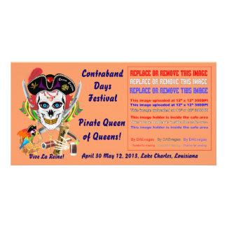 Reina Lafitte del pirata todas las indirectas de l Tarjetas Con Fotos Personalizadas